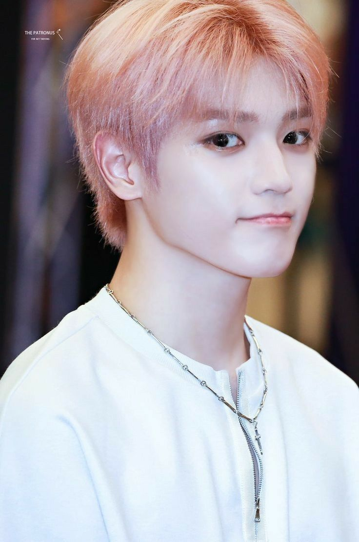 I will never get over pink-haired Taeyong | ncт | Nct ...