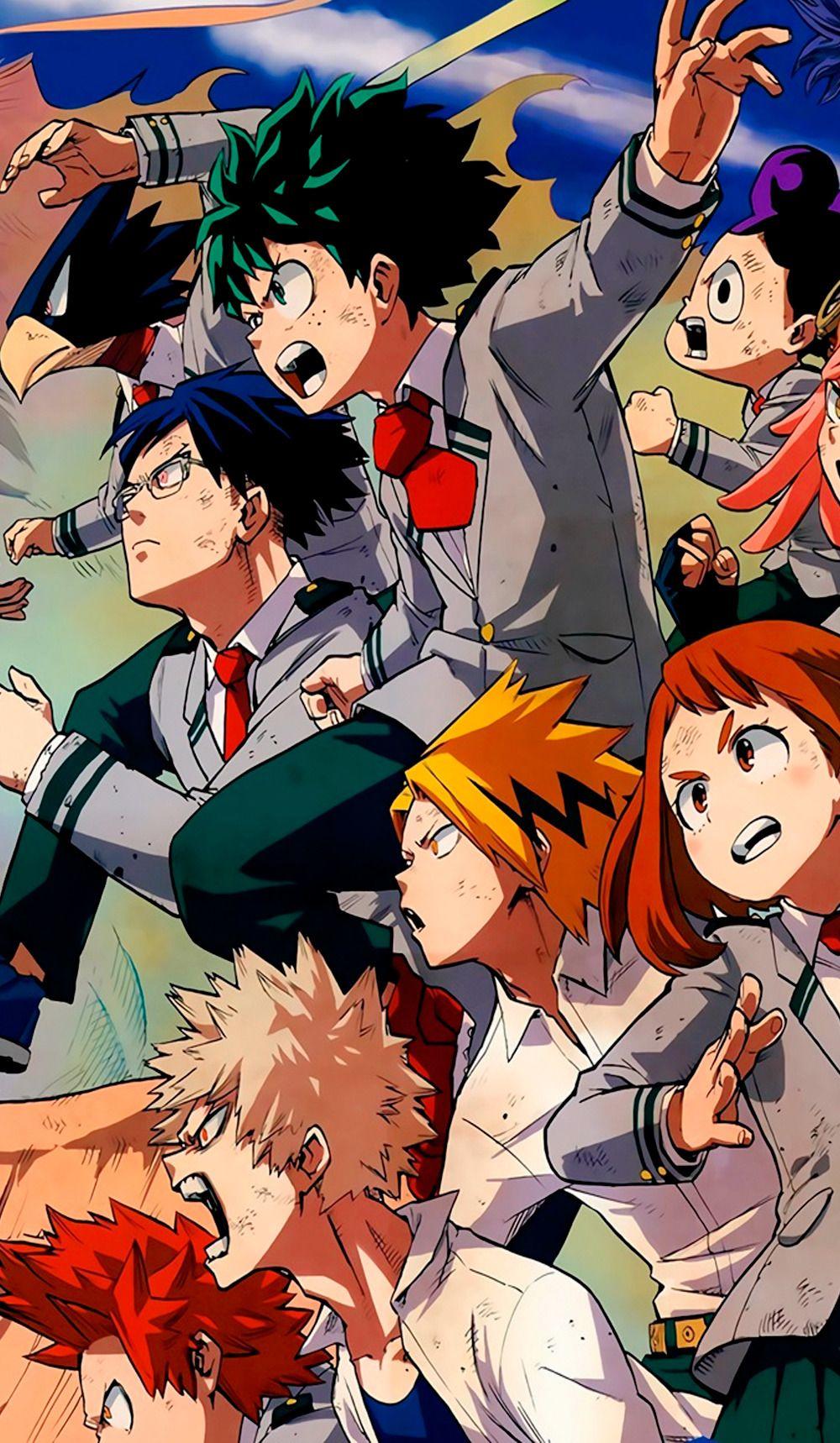 Anime Lockscreen Tumblr Anime Wallpaper Iphone Cute Cartoon Wallpapers Anime