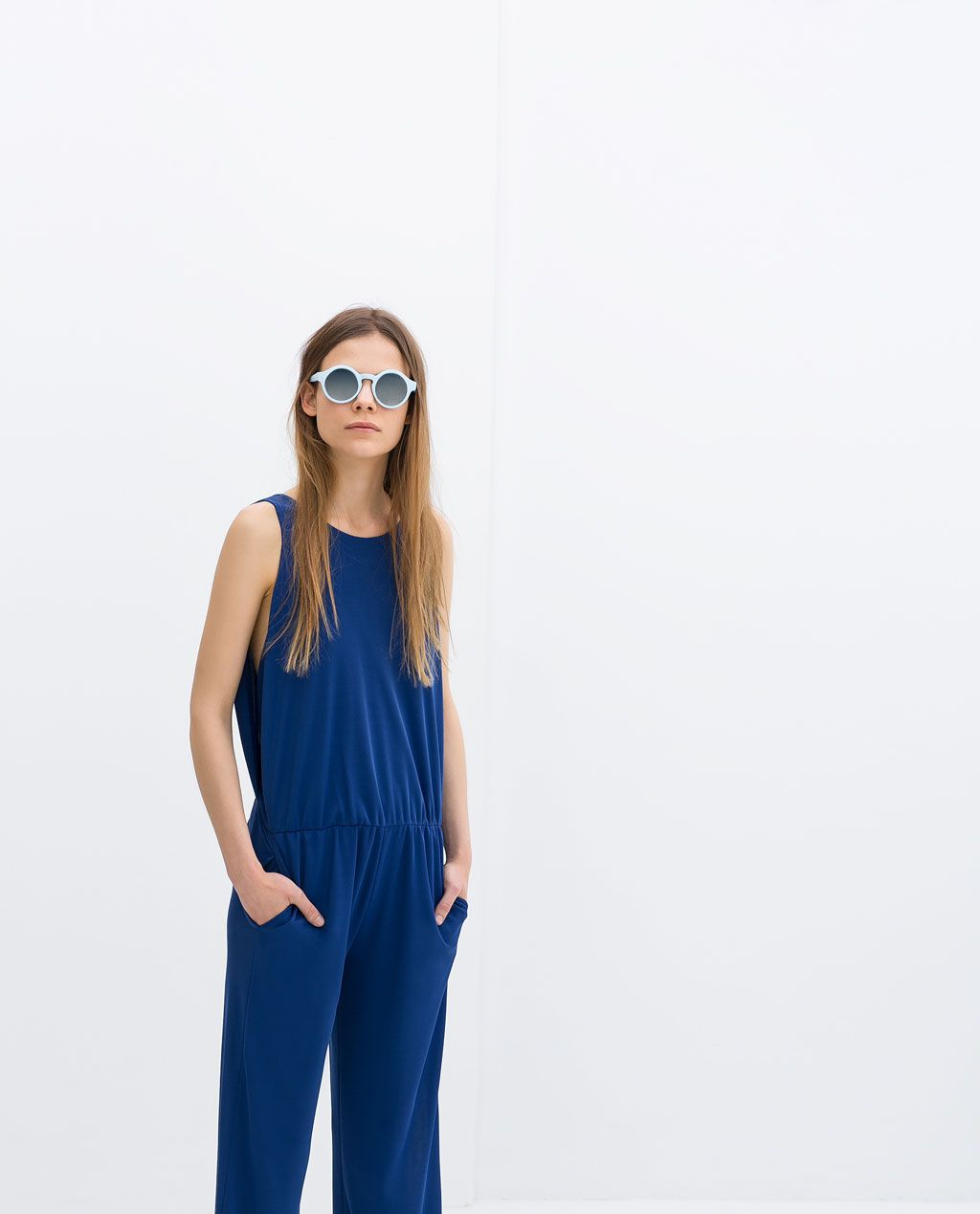 8d53284033bb OPEN BACK JUMPSUIT from Zara -I do not look like this in jumpsuits ...