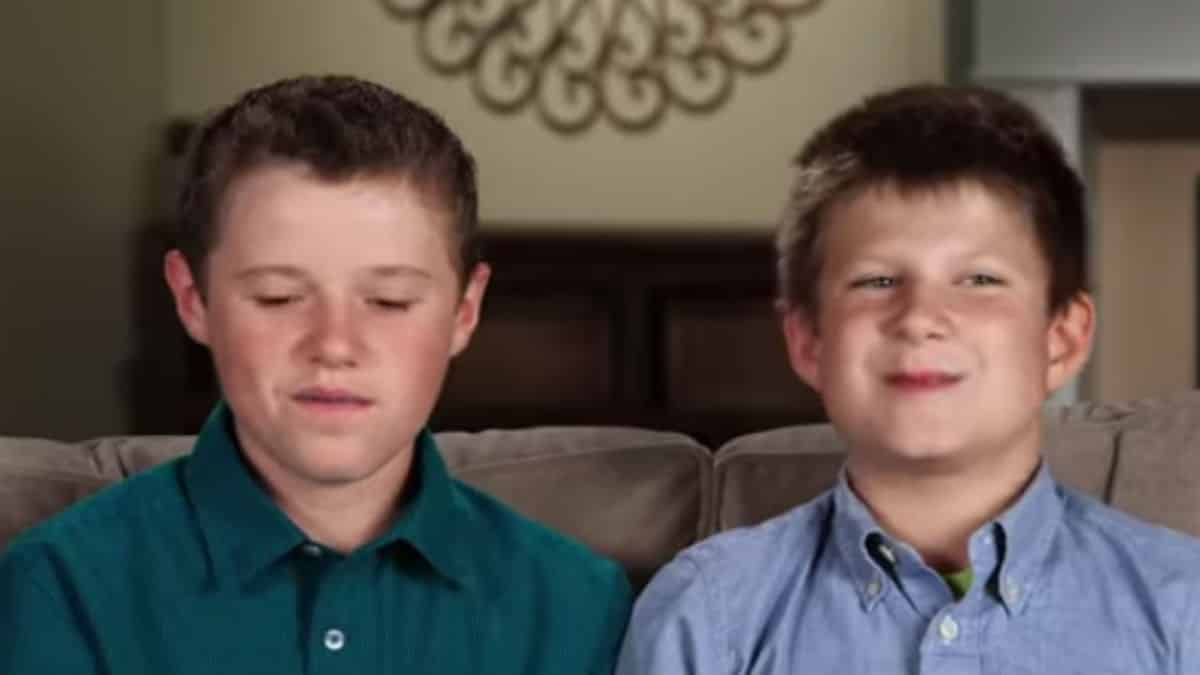 Counting reveals how the little Duggars handle chores at the pound