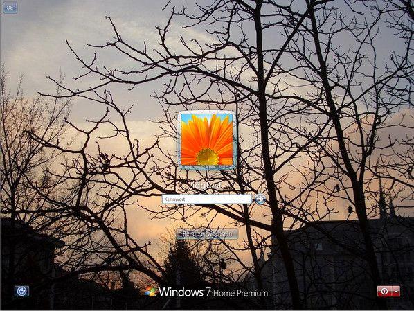 Anmeldebildschirm-Hintergrundbild ändern                              Windows begrüsst den Nutzer nach dem Hochfahren mit einem hübschen Anm...