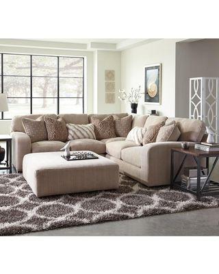Jackson Furniture Serena Sectional   JAC491