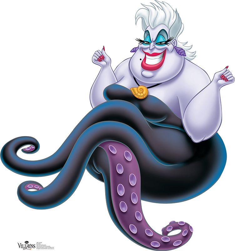 Ursula - Disney Wiki