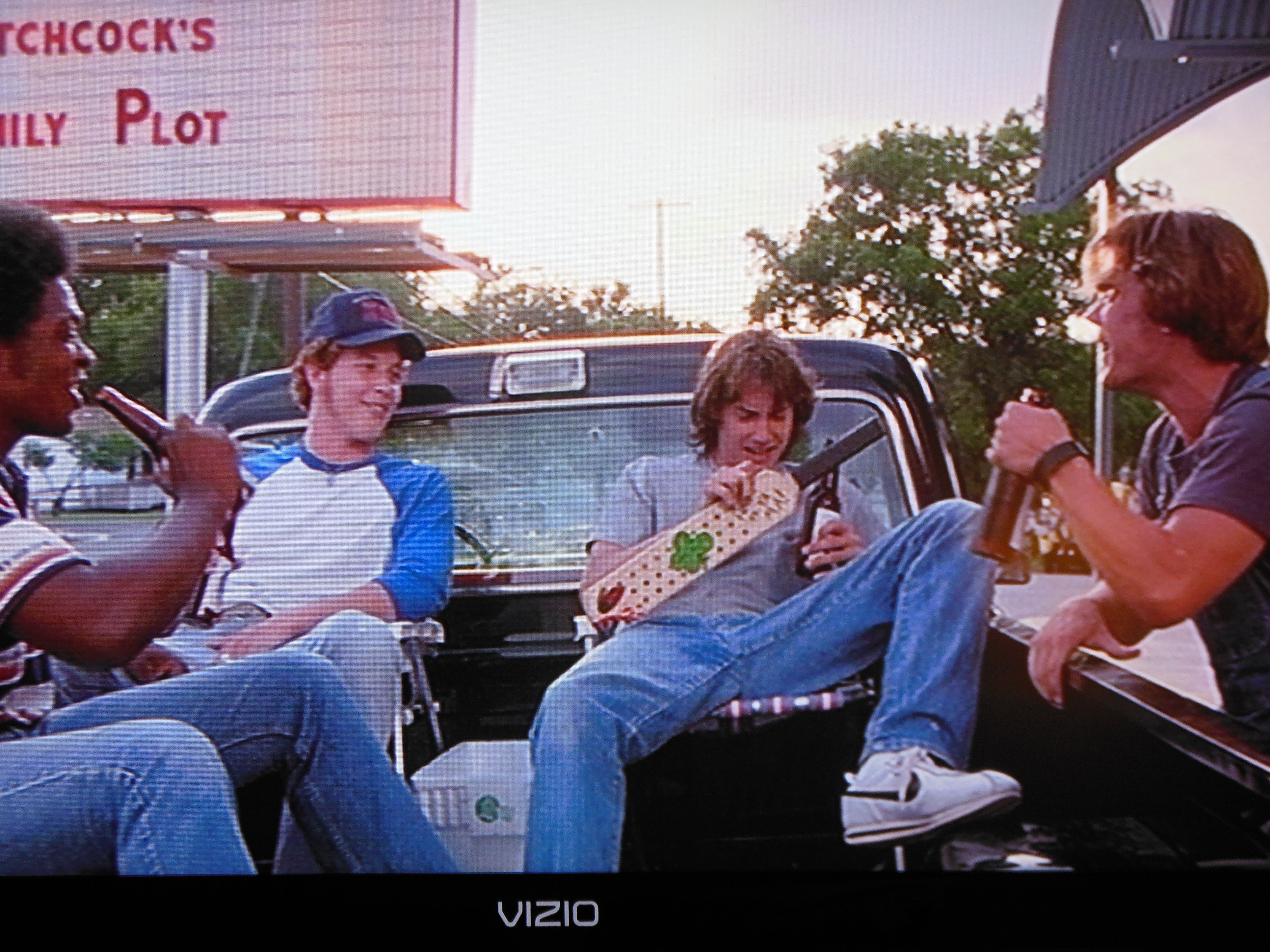 benny dazed and confused
