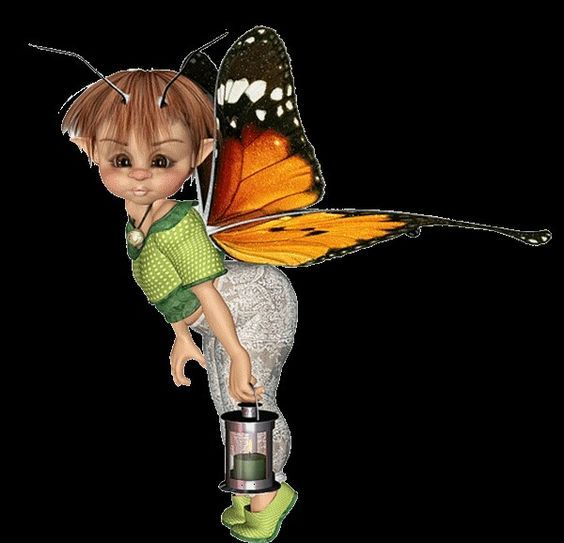 Butterfly boy: