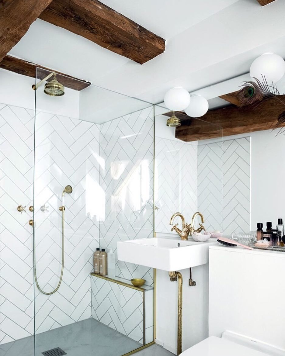 Ll Too Often We Rush In And Out Of The Shower Forgetting That It S A Perfect Opportunity To G Bathroom Inspiration Modern Bathrooms Remodel Bathroom Interior