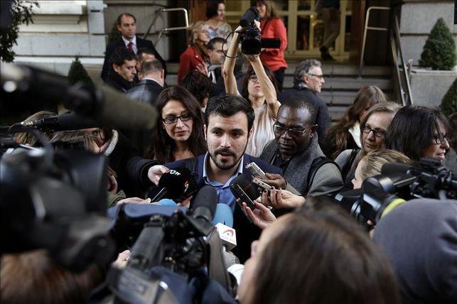 IU se queda sin grupo al anunciar ERC que solicitará uno propio tras el veto de PP y Ciudadanos