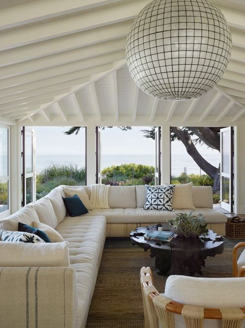 Walker Warner Architects Santa Cruz Outdoor Furniture