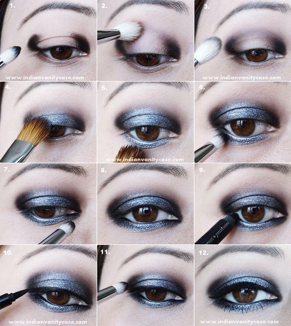 bollywood makeup tutorials fifty shades of grey inspired