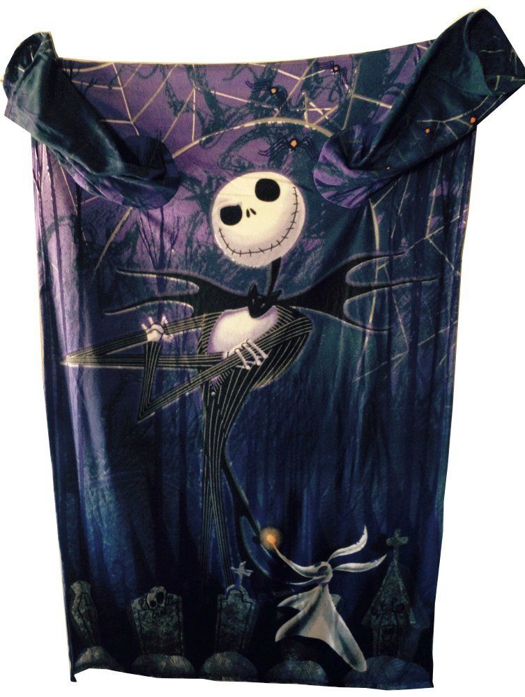 The Nightmare Before Christmas Comfy Blanket