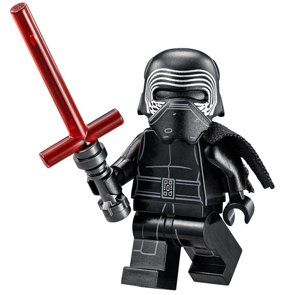 Minifig Dark Knight Ren Star Wars Kylo Ren Lego Star Wars Star