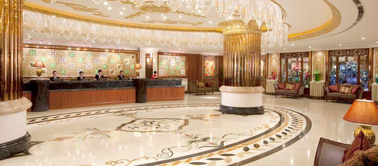 Windsor Plaza Hotel In Ho Chi Minh City Vietnam Interior Hotel