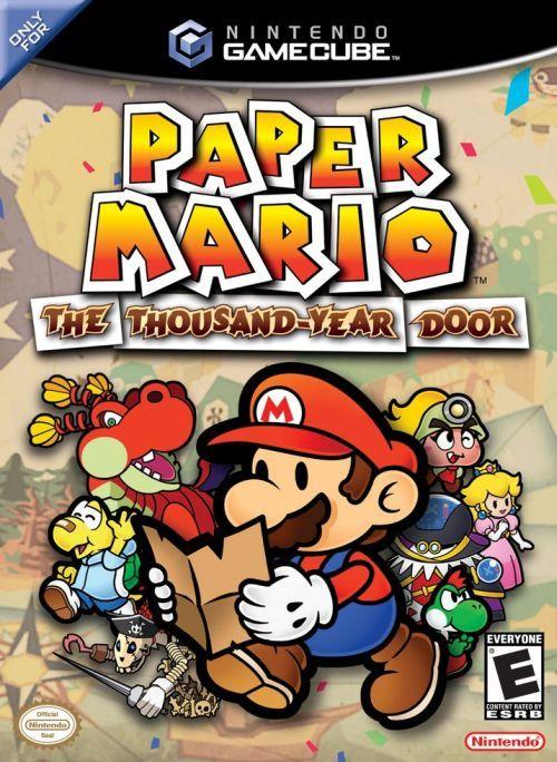 New Upload) Paper Mario: The Thousand-Year Door Soundtrack    Video