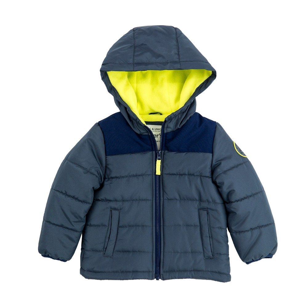attractive price big clearance sale soft and light Toddler Boy Carter's Quilted Heavyweight Jacket | Products ...