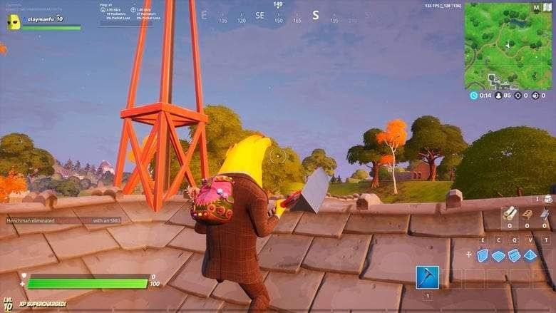 How To Find Shadow Safe Houses For Fortnite Brutus Briefing