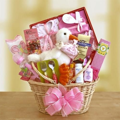 90 lovely diy baby shower baskets for presenting homemade gifts in 90 lovely diy baby shower baskets for presenting homemade gifts in expensive style negle Gallery