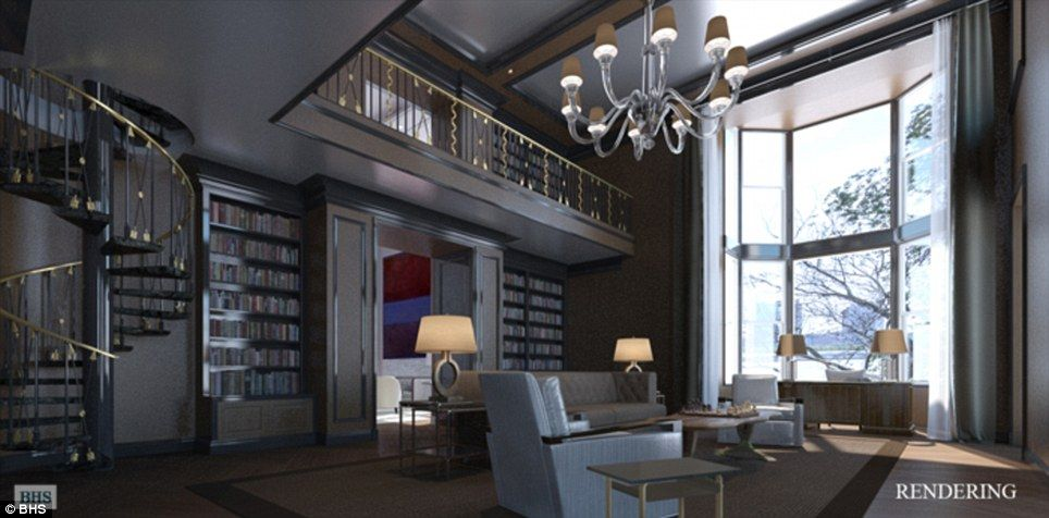 A Look At Manhattan S Most Expensive Apartment 130m
