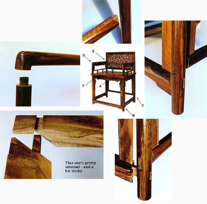 Chinese Joinery 2 Chair Joinery Joinery Home Decor Decor