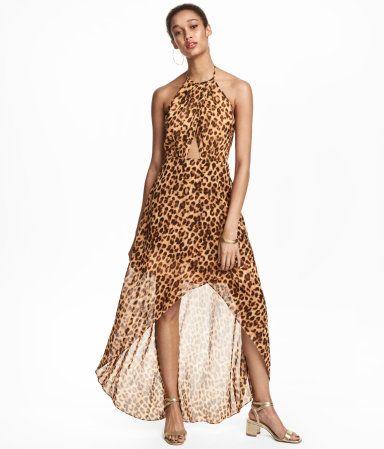 Wickelkleid | Leopardenmuster | Damen | H&M DE | Hübsche ...