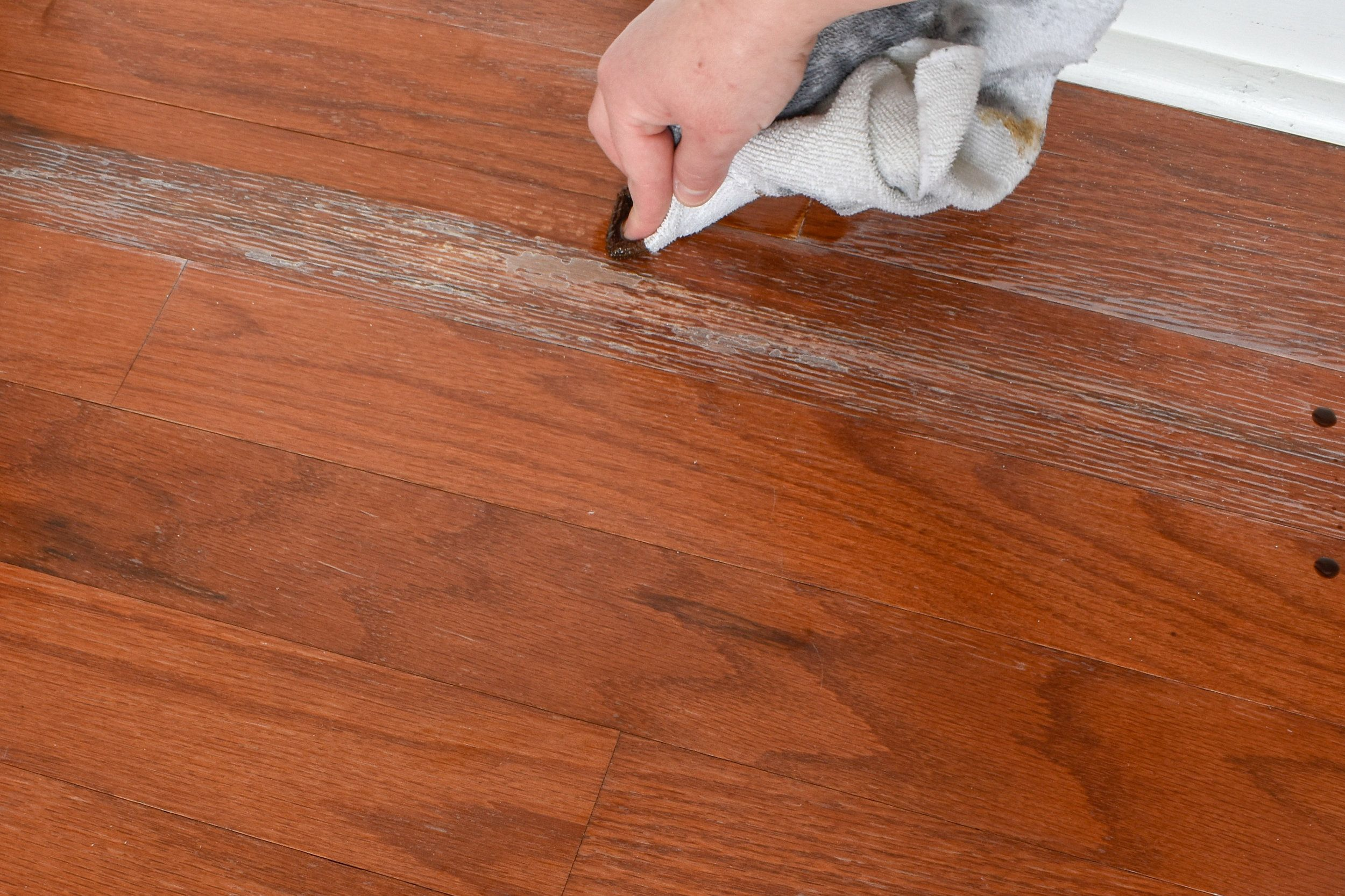 How To Make Old Hardwood Floors Shine