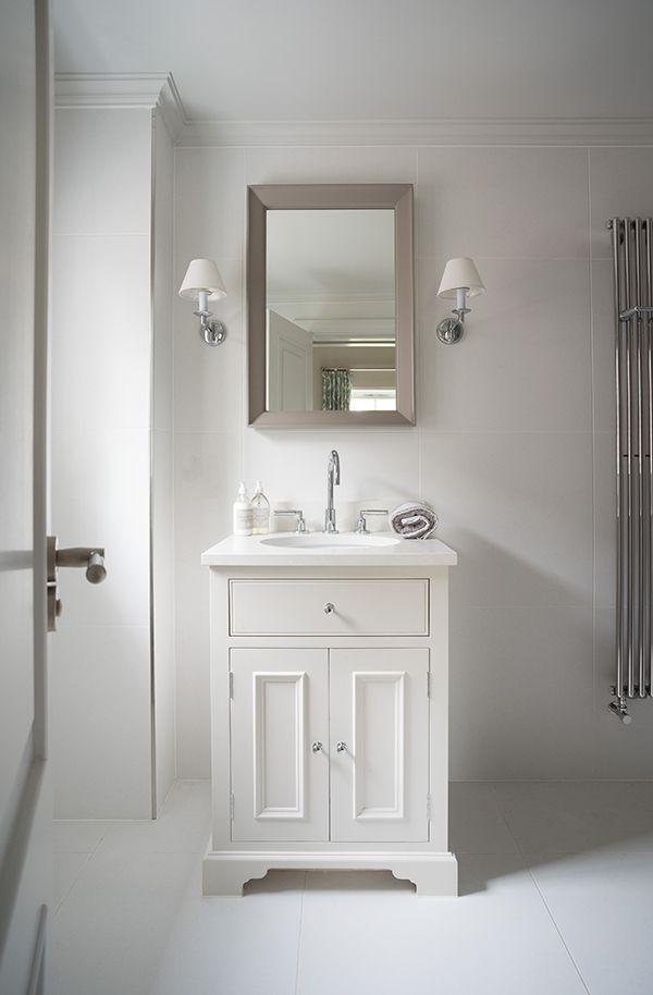 Chichester 640mm Undermount Washstand #neptune #bathroom