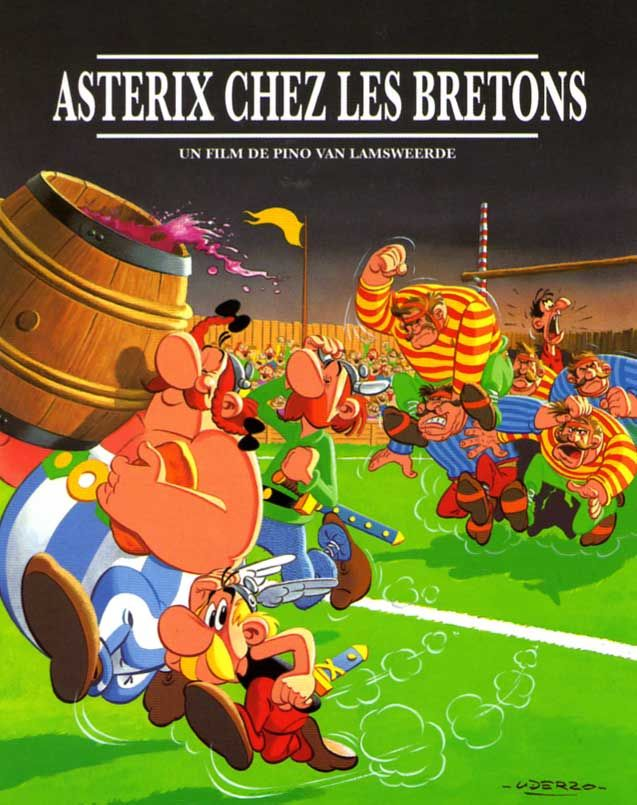 asterix obelix movie english