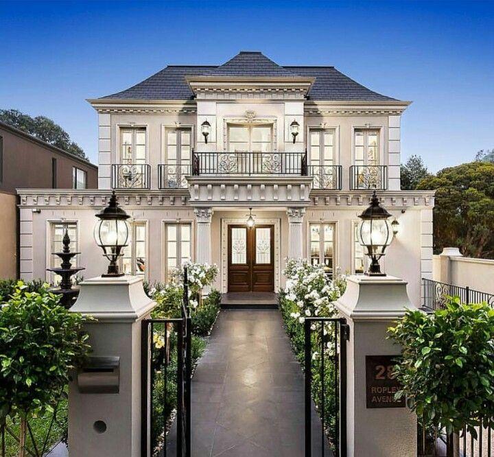 Luxury Home Exteriors: