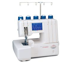 Janome Compulock I Have This Serger And Love It Unfortunately