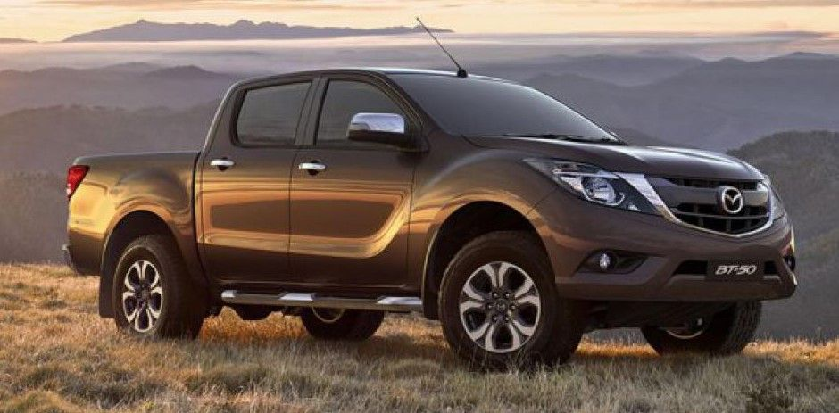 2020 Mazda Bt 50 New Edition Vehiclesautos Com Pickup