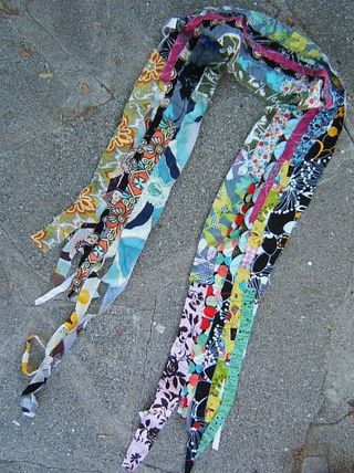 It's never too soon to start making scarves for when it ...