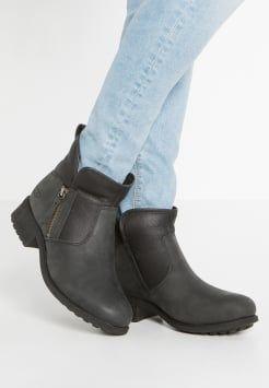 UGG LAVELLE - Boots à talons noir CqXUKr13bV