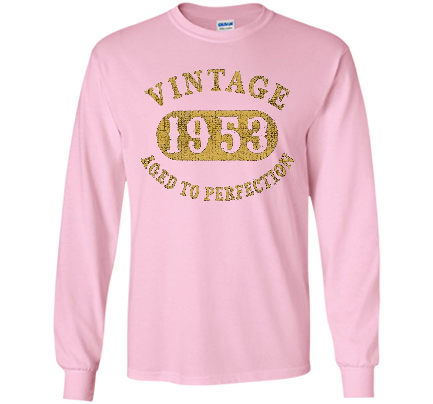 64 years old 64th Birthday B-day Gift Vintage 1953 T-Shirt