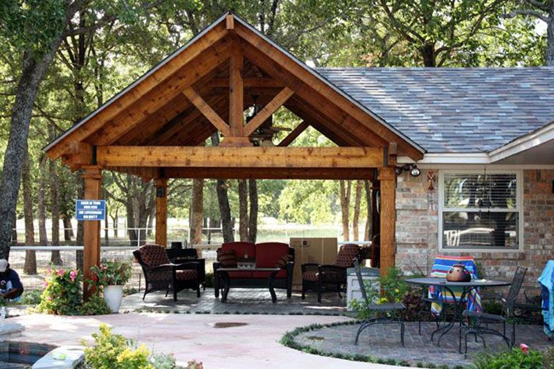 Rustic Outdoor Ideas To Decorate