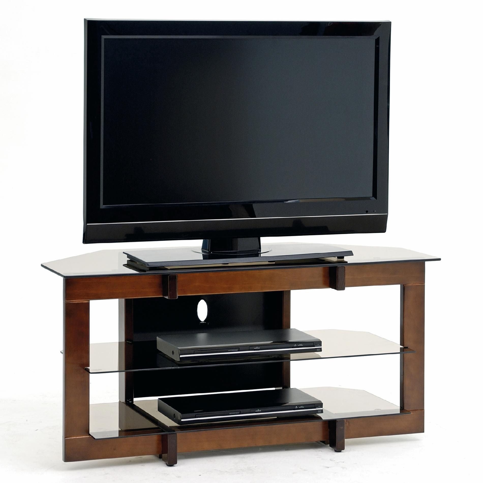 awesome Best oak and glass tv stand in 2020 Tv ecke, Tv