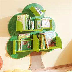 Bucherregal Baum Mit Bildern Kinder Zimmer Kinder Spielzimmer Kinderspielzimmer