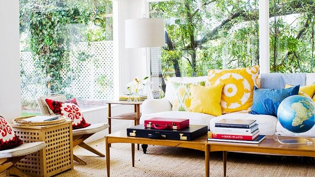 13 Celebrities Who Know How to Use Color | MyDomaine