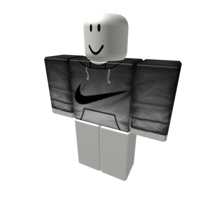 e0a9018e380 BESTSELLING ORIGINAL Black Fade Nike Hoodie - ROBLOX