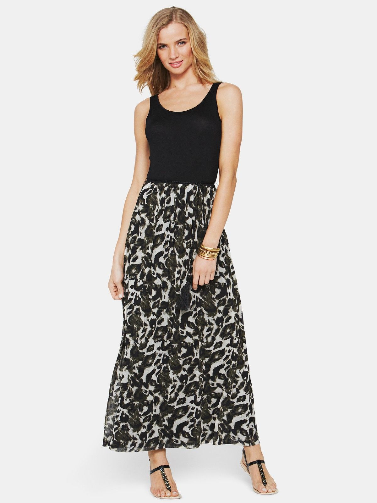 SouthCasual Day Maxi Dress