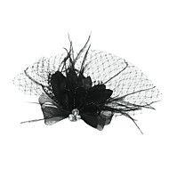 Fashion Net With Rhinestone / Flower Women's Bird... – USD $ 3.99