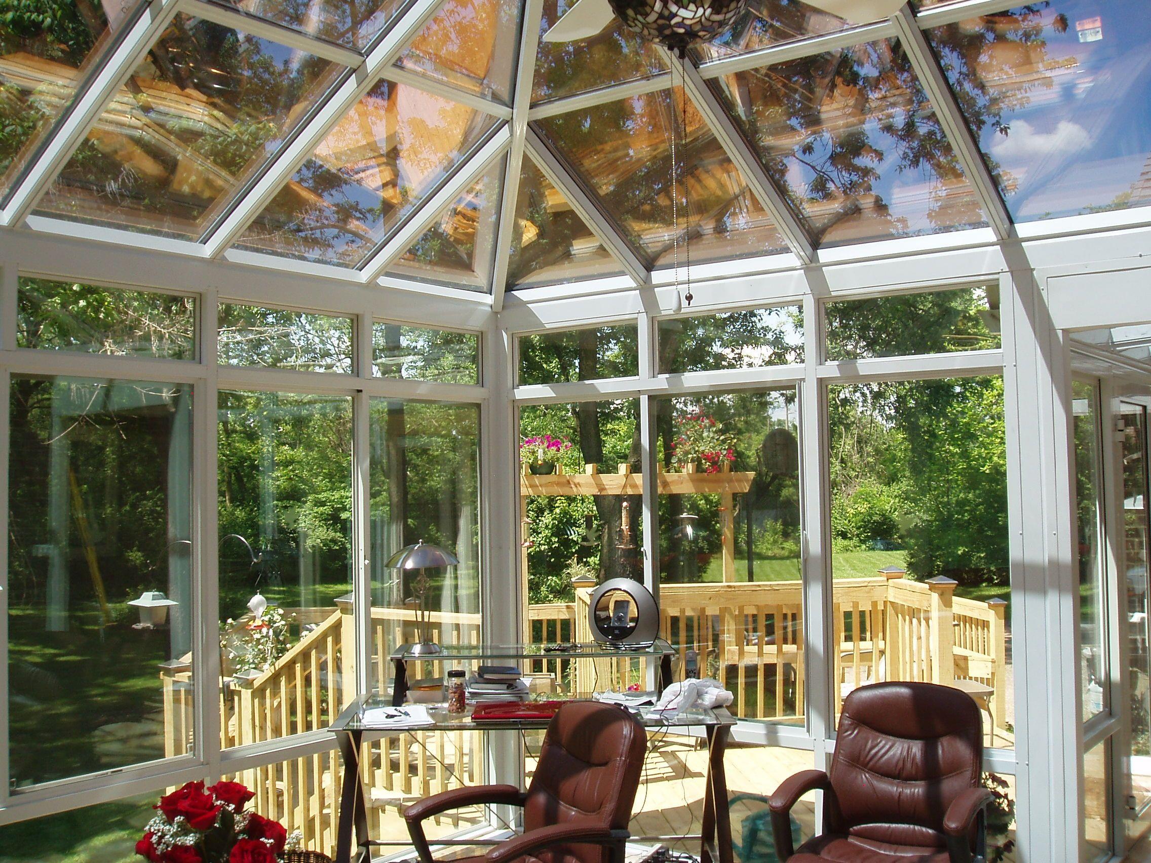 Luxury Sunroom Roof Panels