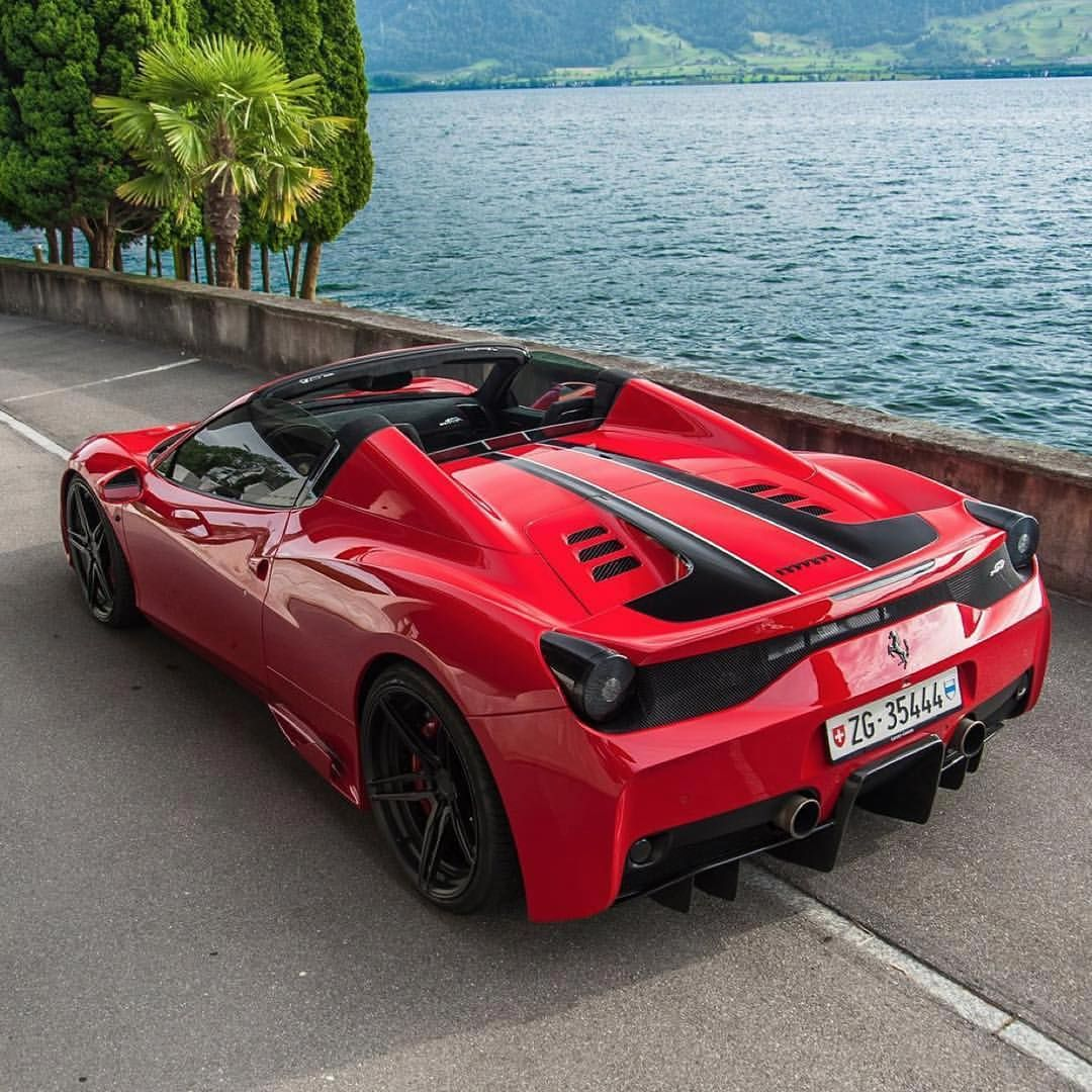 Ferrari 458 Speciale Aperta Cool Sports Cars Super Sport Cars