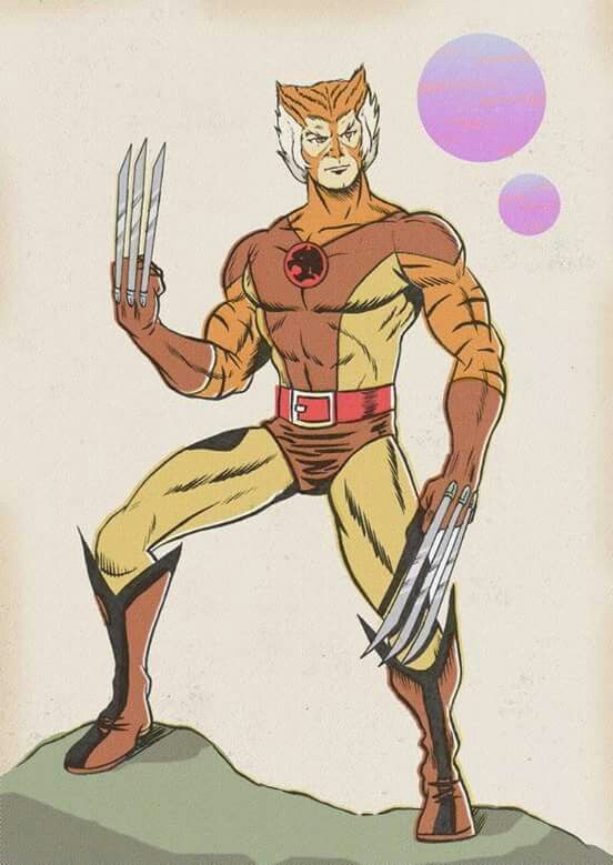Tygra Wolverine