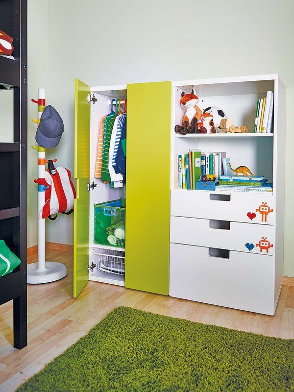 orden en su cuarto kinderzimmer ikea hacks und kinderzimmer ideen. Black Bedroom Furniture Sets. Home Design Ideas