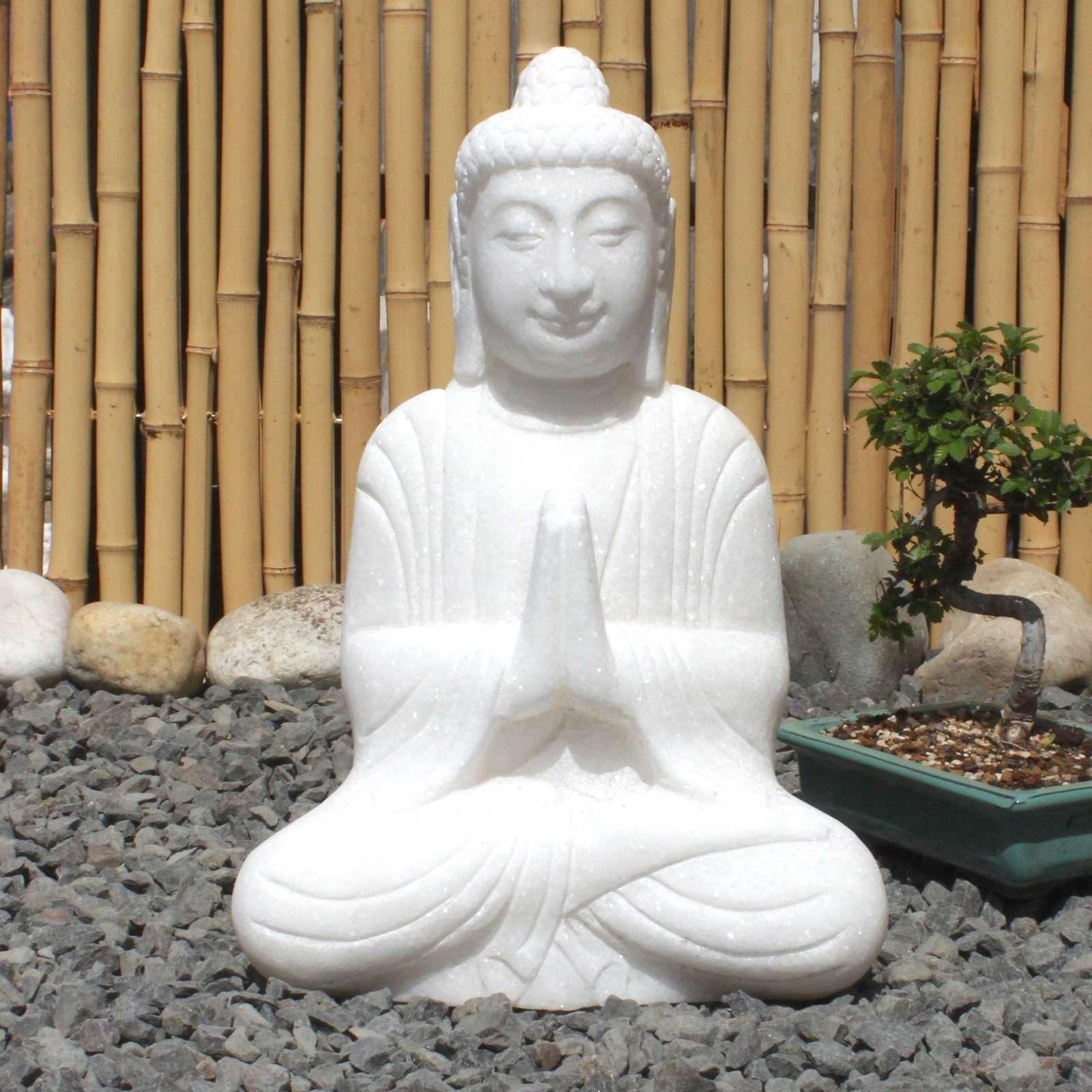 Pin Von Asienlifestyle Auf Asiatische Garten Dekoration Statuen Figuren Buddha Statue Buddha Statuen