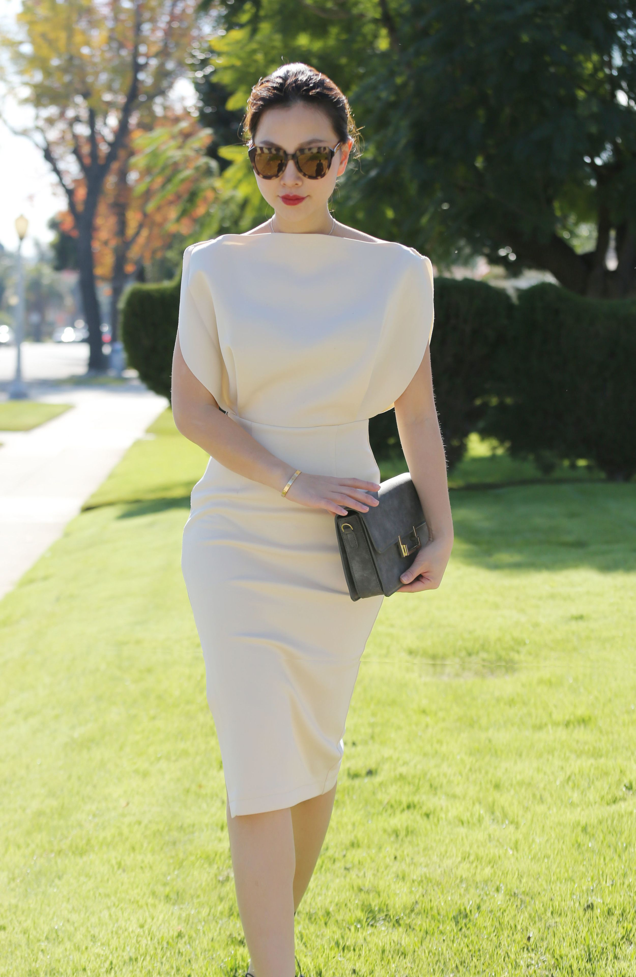 {Outfit} Evening outfit for LA in Winter  — T-Cura