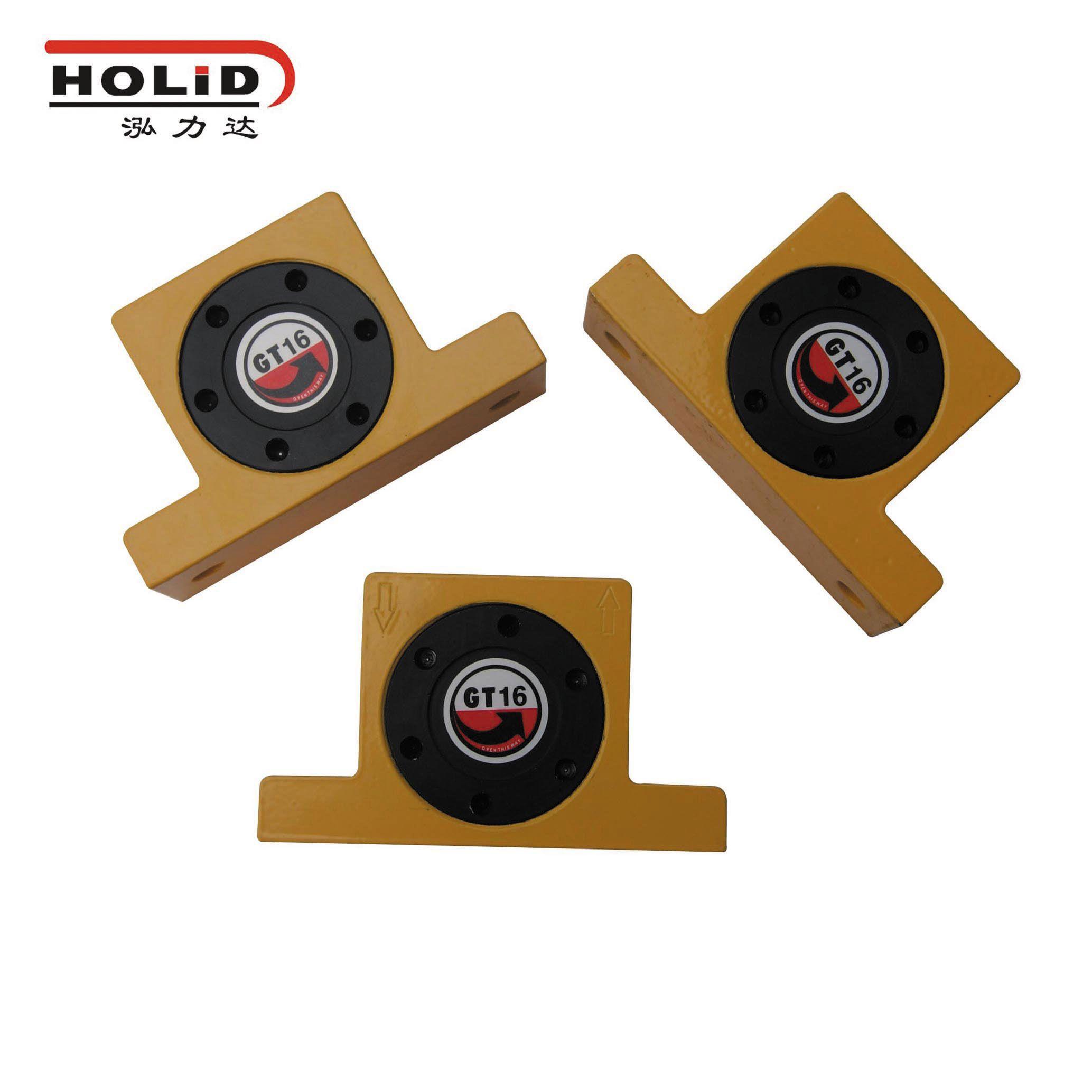 Pin on pneumatic vibrators