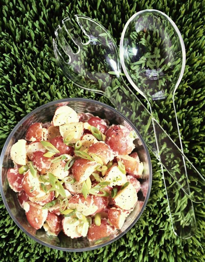 Recipe For Red Potato Salad With Sour Cream