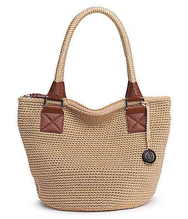 a34b8a8fc The Sak Cambria Crochet Tote #Dillards | Accessories | Crochet tote ...