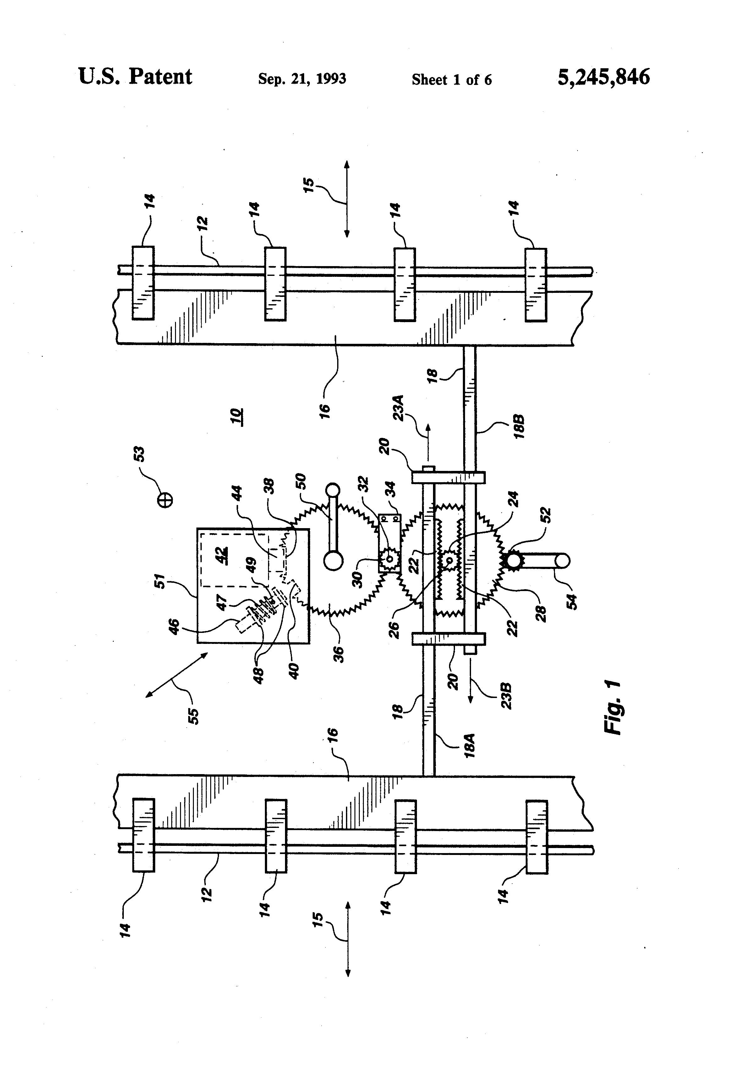 patent us5245846