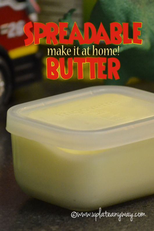 Homemade Spreadable Butter Recipe In 2020 Recipes Savoury Baking Spice Recipes